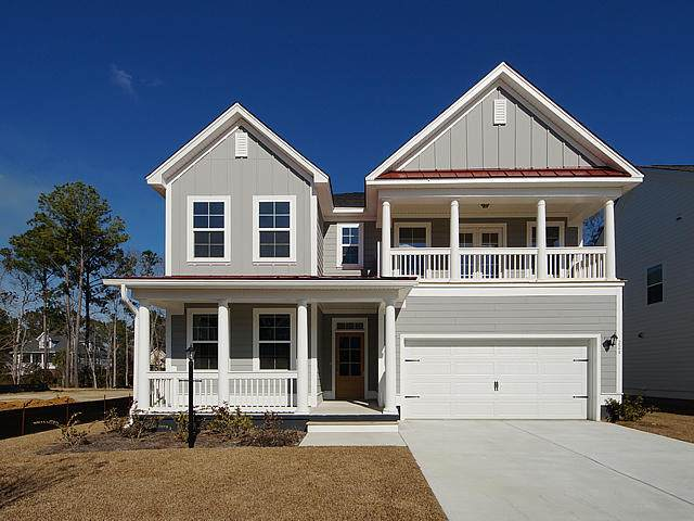 11 Windward Drive, Summerville, SC 29485 (#20005192) :: The Cassina Group