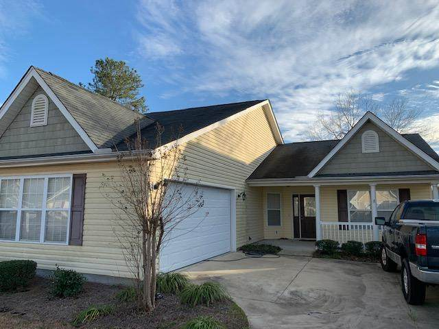 1151 Blue Heron Point, Manning, SC 29102 (#20005281) :: The Cassina Group