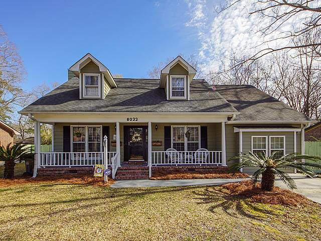 8022 Malden Avenue, North Charleston, SC 29420 (#20006347) :: Realty One Group Coastal