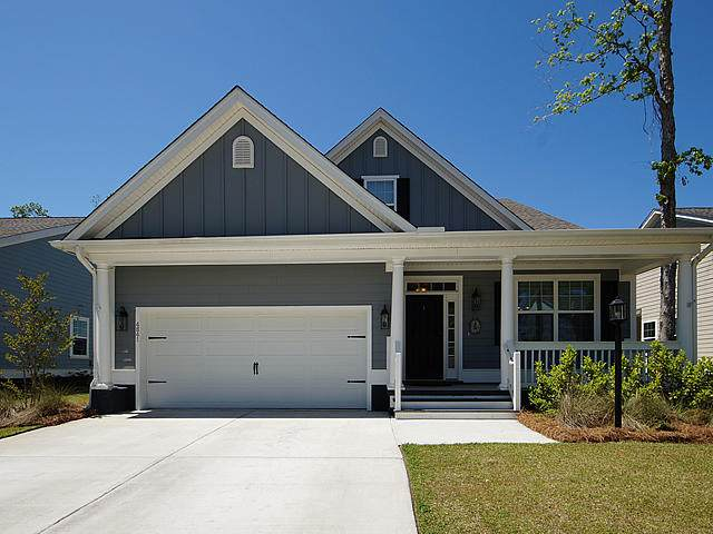 4841 8th Tee Drive, Hollywood, SC 29449 (#20006918) :: The Cassina Group