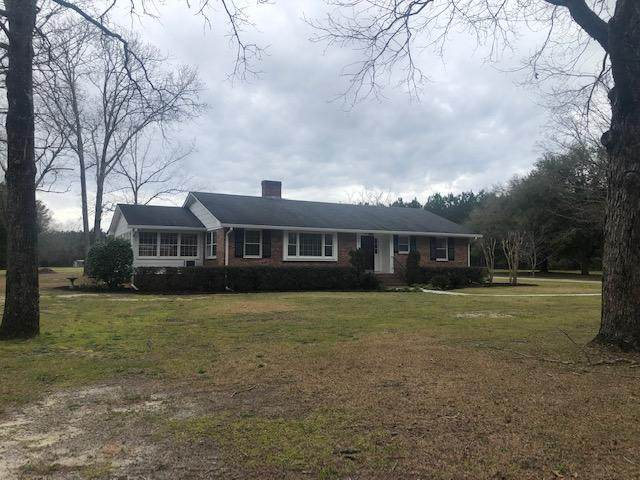 1395 Home Branch Road, Manning, SC 29102 (#20006998) :: The Cassina Group