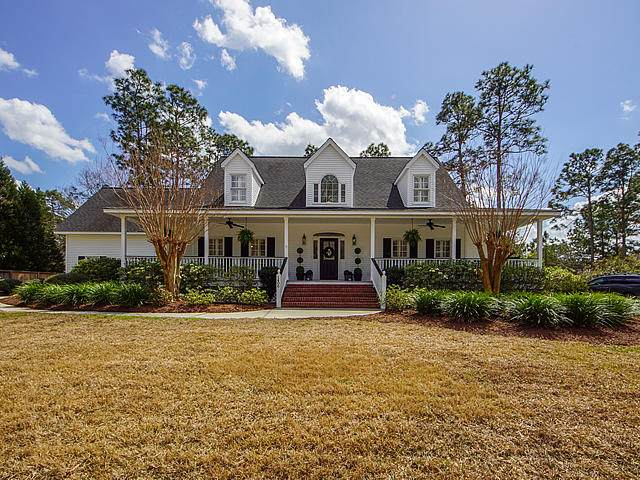 1406 Congressional Boulevard, Summerville, SC 29483 (#20007256) :: Realty One Group Coastal