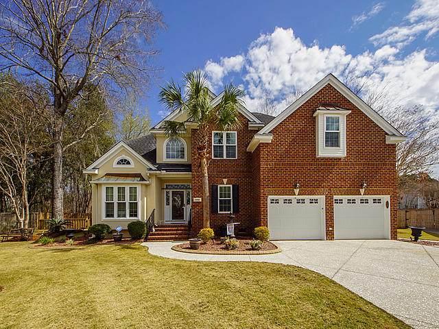 5596 Gallatin Lane, North Charleston, SC 29420 (#20007334) :: Realty One Group Coastal