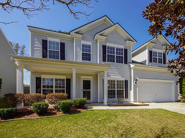 102 Saw Palm Drive, Ladson, SC 29456 (#20007578) :: The Cassina Group
