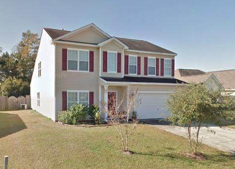 9654 S Carousel Circle, Summerville, SC 29485 (#20008028) :: The Cassina Group
