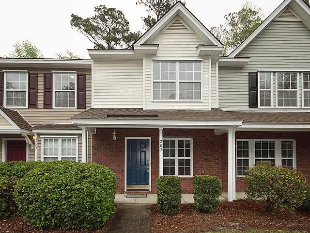 1203 Pine Bluff Drive, Summerville, SC 29483 (#20008380) :: The Cassina Group