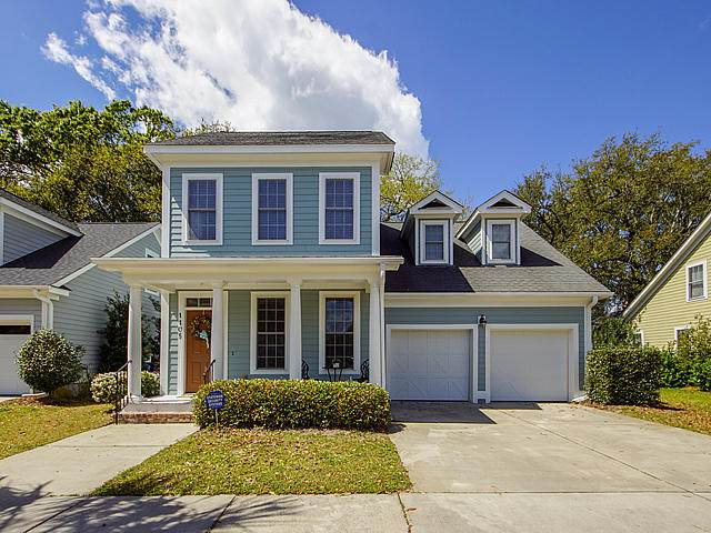 1105 Eaglewood Trail, Charleston, SC 29412 (#20008594) :: Realty One Group Coastal