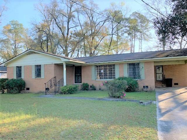 216 Ackerman Street, Walterboro, SC 29488 (#20008674) :: Realty One Group Coastal