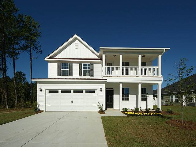 5 Long Trail Way, Moncks Corner, SC 29461 (#20009077) :: The Cassina Group