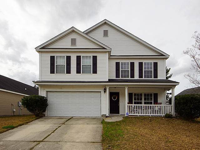 165 Wildberry Lane, Goose Creek, SC 29445 (#20009133) :: The Cassina Group