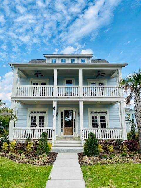 1542 Banning Street, Mount Pleasant, SC 29466 (#20009601) :: The Cassina Group