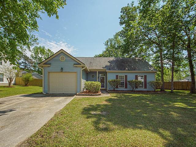 206 Windsor Mill Road, Goose Creek, SC 29445 (#20009630) :: The Cassina Group