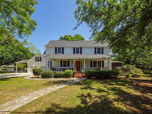 110 Plymouth Avenue, Charleston, SC 29412 (#20010501) :: Realty One Group Coastal