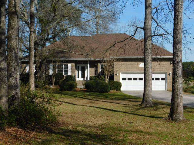232 Plantation Drive, Manning, SC 29102 (#20011272) :: The Cassina Group