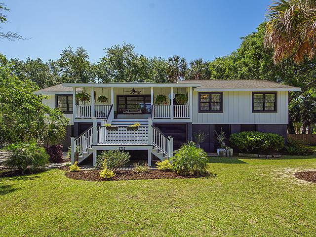 2702 Waterway Boulevard, Isle Of Palms, SC 29451 (#20012858) :: The Cassina Group