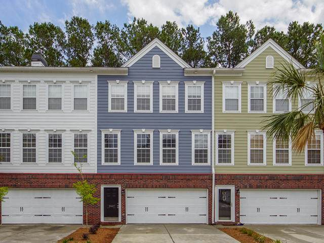 3467 Claremont Street, Mount Pleasant, SC 29466 (#20013995) :: The Cassina Group