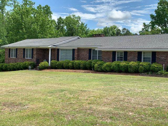 640 Pickwood Drive, Manning, SC 29102 (#20014251) :: The Cassina Group