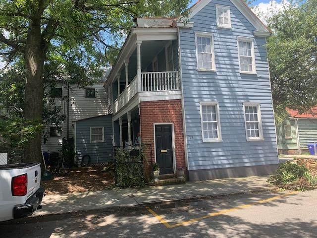 27 Ashe Street, Charleston, SC 29403 (#20015369) :: The Gregg Team