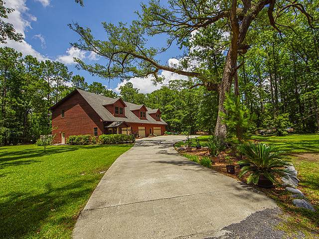 6840 Early Jersey Road, Meggett, SC 29449 (#20015926) :: The Cassina Group