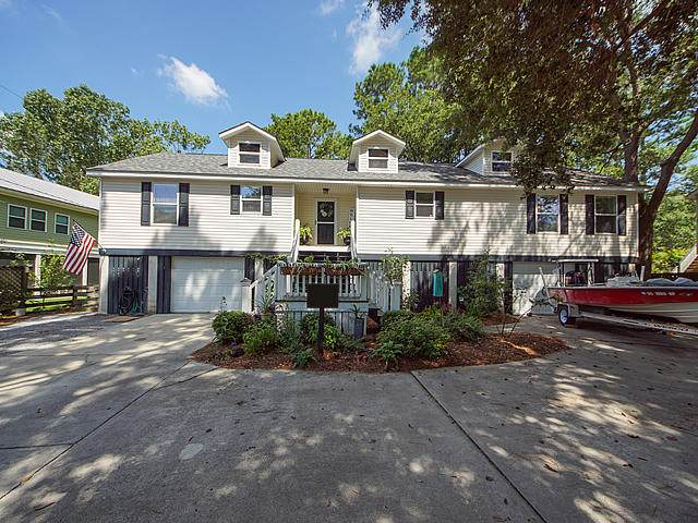 1345 Lieben Road, Mount Pleasant, SC 29466 (#20018274) :: The Cassina Group