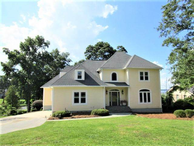 320 Broad River Drive, Santee, SC 29142 (#20018556) :: The Cassina Group