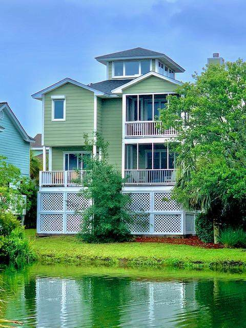 5 Pelican Reach, Isle Of Palms, SC 29451 (#20018583) :: The Cassina Group
