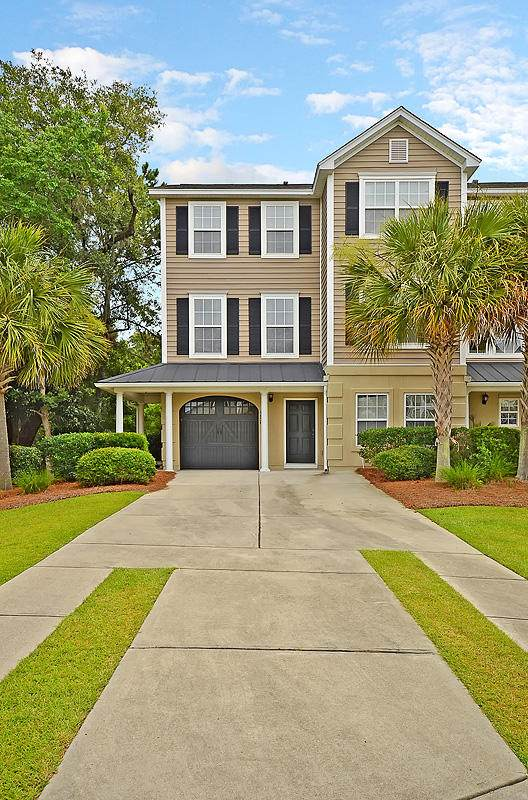 1438 Hamlin Park Circle, Mount Pleasant, SC 29466 (#20018739) :: The Cassina Group