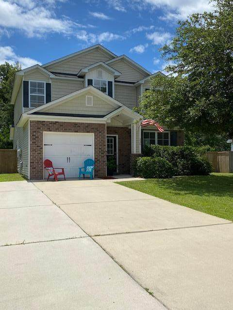 236 Westbrooke Road, Summerville, SC 29486 (#20018872) :: The Cassina Group