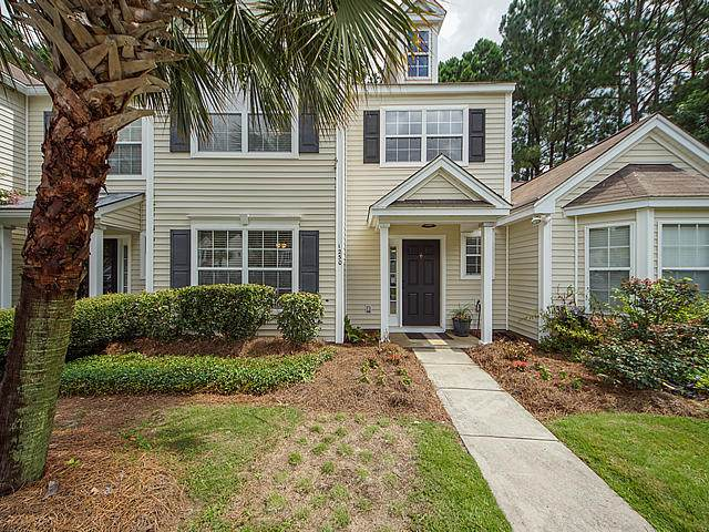 1250 Island Club Drive, Charleston, SC 29492 (#20018925) :: Realty One Group Coastal