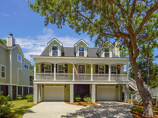 1642 Periwinkle Drive, Mount Pleasant, SC 29466 (#20022157) :: The Cassina Group