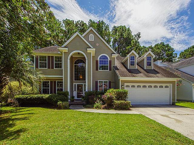1127 Old Course Lane, Mount Pleasant, SC 29466 (#20022190) :: The Cassina Group