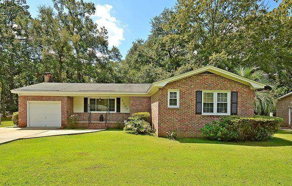 2207 S Dallerton Circle, Charleston, SC 29414 (#20024420) :: The Gregg Team