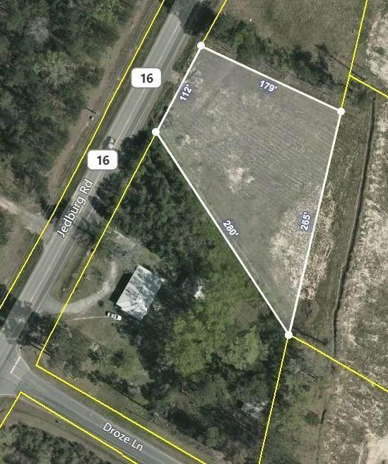 1374 Jedburg Road, Summerville, SC 29486 (#20025549) :: The Cassina Group