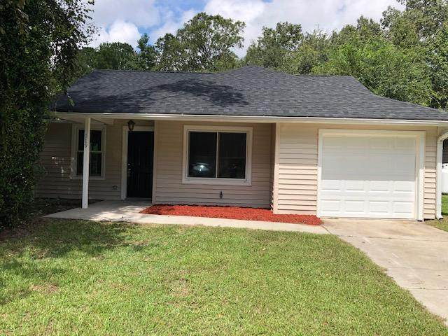 119 Robert Drive, Ladson, SC 29456 (#20025758) :: The Cassina Group