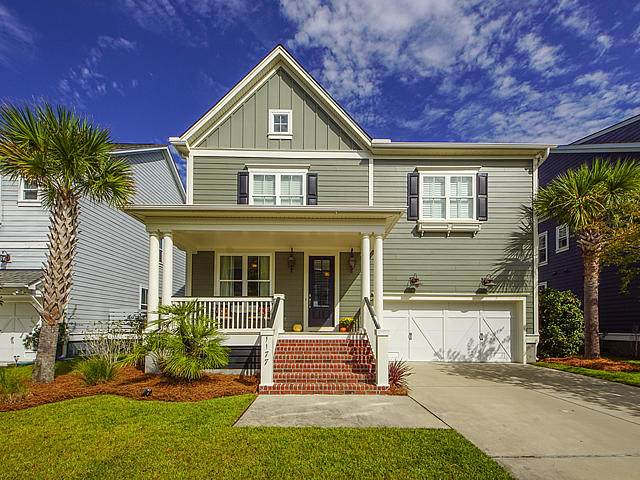 1177 Ayers Plantation Way, Mount Pleasant, SC 29466 (#20026581) :: The Cassina Group