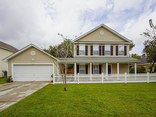 303 Savannah River Drive, Summerville, SC 29485 (#20026682) :: Realty One Group Coastal