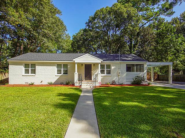 1242 Wimbee Drive Drive, Charleston, SC 29407 (#20026890) :: The Cassina Group