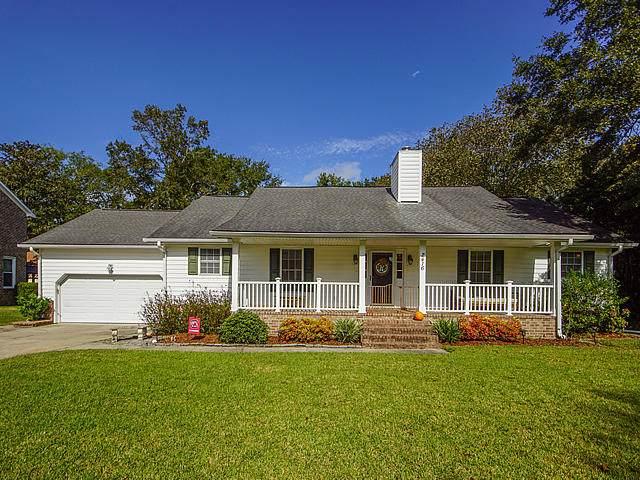 2416 Pleasant Garden Drive, Charleston, SC 29414 (#20028464) :: Realty ONE Group Coastal