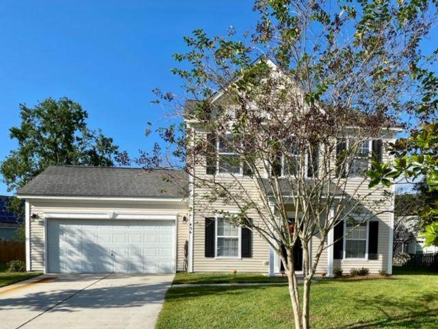 436 Blue Jasmine Lane, Charleston, SC 29414 (#20029478) :: The Cassina Group