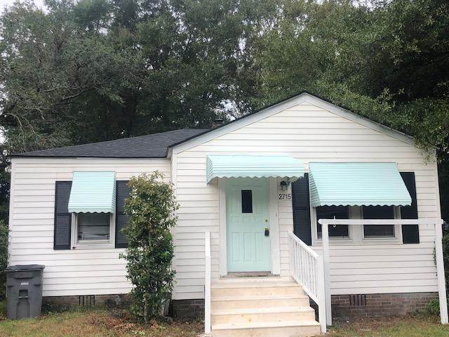 2715 Constitution Avenue, North Charleston, SC 29405 (#20029831) :: Realty ONE Group Coastal