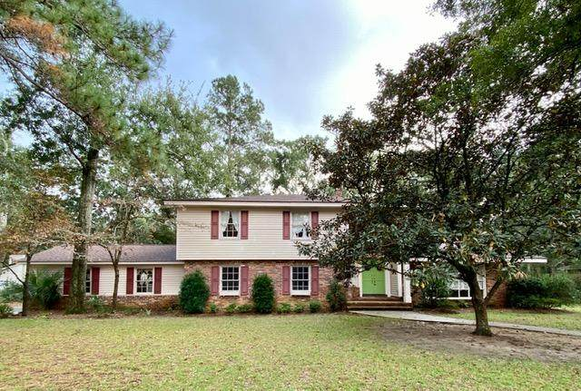 806 Jeb Stuart Road, Charleston, SC 29412 (#20030954) :: Realty One Group Coastal