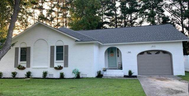 241 Foxborough Road, Goose Creek, SC 29445 (#20031044) :: Realty One Group Coastal