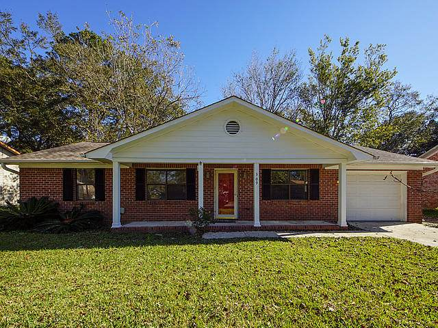309 Tulane Drive, Ladson, SC 29456 (#20031552) :: The Cassina Group