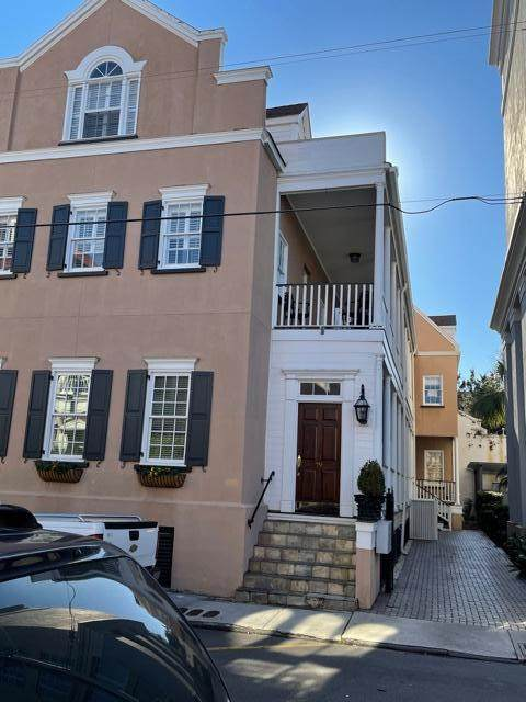 79 Society Street A, Charleston, SC 29401 (#21001165) :: CHSagent, a Realty ONE team