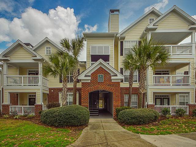45 Sycamore Avenue #312, Charleston, SC 29407 (#21001508) :: Realty ONE Group Coastal