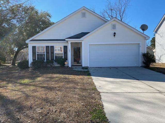 103 Tyron Road, Summerville, SC 29483 (#21001644) :: Realty ONE Group Coastal