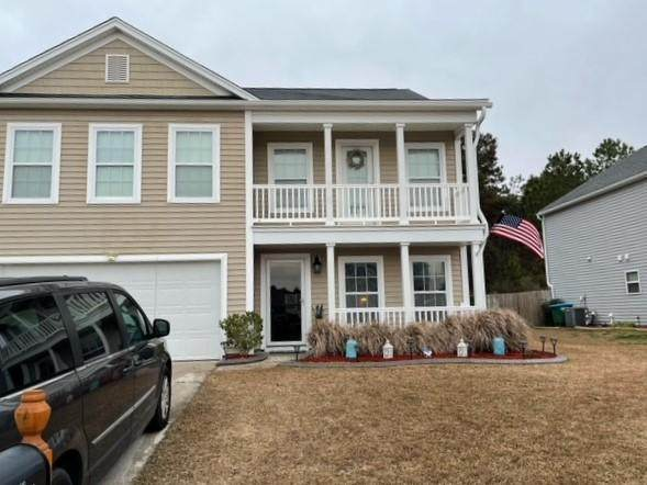 1258 Wild Goose Trail, Summerville, SC 29483 (#21001768) :: Realty ONE Group Coastal