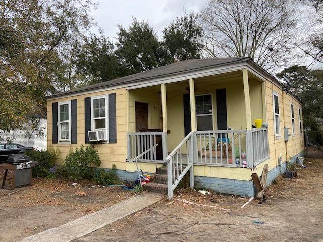 2607 Wye Lane, North Charleston, SC 29405 (#21001910) :: CHSagent, a Realty ONE team