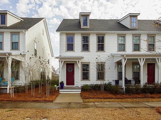 171 Great Lawn Drive, Summerville, SC 29486 (#21002076) :: The Cassina Group