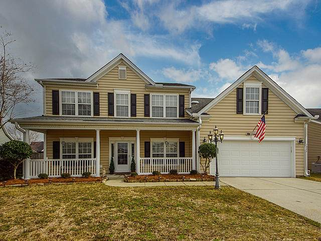7317 Coopers Hawk Drive, Hanahan, SC 29410 (#21003226) :: Realty ONE Group Coastal